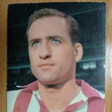 Coleccionismo deportivo: POSTAL JUGADOR DE FÚTBOL AT CLUB DE BILBAO. ARGOITIA. Lote 148048838