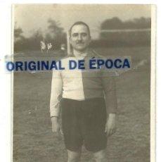 Coleccionismo deportivo: (F-190191)POSTAL FOTOGRAFICA JUGADOR FOOT-BALL F.C.CATALA. Lote 148067810