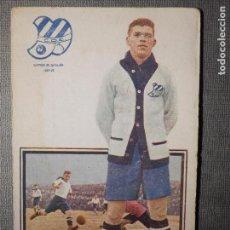 Coleccionismo deportivo: FOOT-BALL - AMATLLER - SERIE C NUM. 9, CLUB ESPORTIU EUROPA - CAMPEÓN DE CATALUÑA 1922-23 - CROS. Lote 150089574