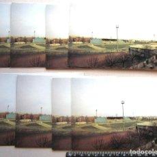 Coleccionismo deportivo: 8 CARTOLINA POSTALE STADIO ROMEO NERI AC RIMINI POSTCARD STADIUM ANTICA R24. Lote 150214678