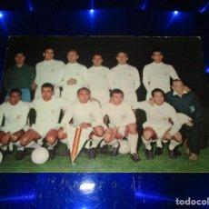 Coleccionismo deportivo: POSTAL REAL MADRID C. F. ( PENTACAMPEON DE LA COPA DE EUROPA ) - SERIE II - NUM. 5014 - ESCRITA. Lote 150954026