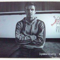 Coleccionismo deportivo: POSTAL FÚTBOL DAVID BECKHAM. Lote 151010134