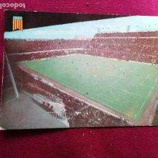 Coleccionismo deportivo: POSTAL DEL ESTADIO DE FÚTBOL DE VALENCIA. Lote 151399842