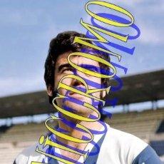 Coleccionismo deportivo: FOTOGRAFIA JUGADOR FUTBOL CARBONELL RCD ESPAÑOL ESPANYOL MUY BUENA CALIDAD TAMAÑO 10X15 NICCROMO. Lote 151900914