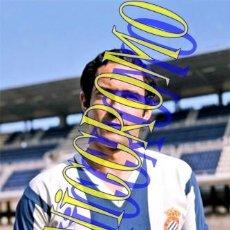Coleccionismo deportivo: FOTOGRAFIA JUGADOR FUTBOL DE DIEGO RCD ESPAÑOL ESPANYOL MUY BUENA CALIDAD TAMAÑO 10X15 NICCROMO. Lote 151900950