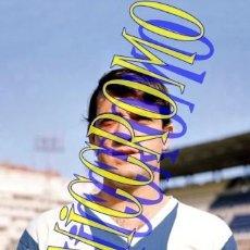 Coleccionismo deportivo: FOTOGRAFIA JUGADOR FUTBOL GLARIA RCD ESPAÑOL ESPANYOL MUY BUENA CALIDAD TAMAÑO 10X15 NICCROMO. Lote 151901030