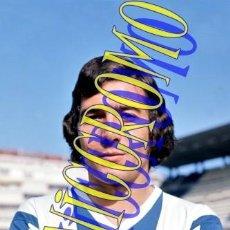 Coleccionismo deportivo: FOTOGRAFIA JUGADOR FUTBOL GURI RCD ESPAÑOL ESPANYOL MUY BUENA CALIDAD TAMAÑO 10X15 NICCROMO. Lote 151901110