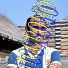 Coleccionismo deportivo: FOTOGRAFIA JUGADOR FUTBOL JOSE MARIA RCD ESPAÑOL ESPANYOL MUY BUENA CALIDAD TAMAÑO 10X15 NICCROMO. Lote 151901190