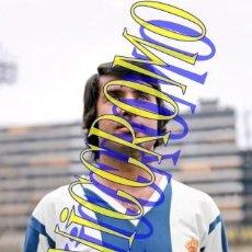 Coleccionismo deportivo: FOTOGRAFIA JUGADOR FUTBOL POLI RCD ESPAÑOL ESPANYOL MUY BUENA CALIDAD TAMAÑO 10X15 NICCROMO. Lote 151901338