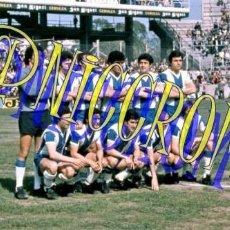 Coleccionismo deportivo: FOTOGRAFIA EQUIPO FUTBOL RCD ESPAÑOL ESPANYOL 1974 1975 MUY BUENA CALIDAD TAMAÑO 10X15 NICCROMO. Lote 151901742