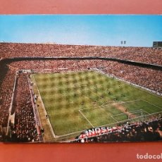 Coleccionismo deportivo: ANTIGUA POSTAL CAMPO DE FUTBOL SAN SIRO MILAN . Lote 152453950