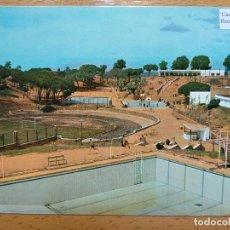 Coleccionismo deportivo: TARJETA POSTAL CIUDAD DEPORTIVA CAMPOS DE FUTBOL HUELVA. Lote 155368638