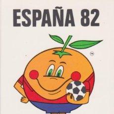 Coleccionismo deportivo: XII CAMPEONATO MUNDIAL DE FUTBOL, ESPAÑA 82 - COLECCION PERLA N-1 - S/C . Lote 155676022
