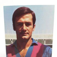 Coleccionismo deportivo: TONI TORRES POSTAL FICHA TECNICA WILLIAMS FC BARCELONA BARÇA FUTBOL 1973 ANTONIO.. Lote 156151698