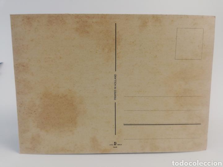 Coleccionismo deportivo: POSTAL JOHAN CRUYFF CRUIJFF FC BARCELONA PUBLICIDAD CRUYFF SPORTS - Foto 2 - 156202630