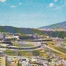 Coleccionismo deportivo: POSTAL CAMPO DE FUTBOL ESTADIO OLIMPICO CIUDAD DE CARACAS. Lote 158355370