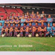 Coleccionismo deportivo: POSTAL C.F BARCELONA. Lote 158990942