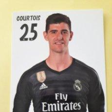 Coleccionismo deportivo: POSTAL DE CURTOIS. Lote 159348118