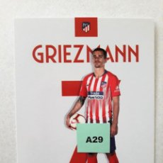Coleccionismo deportivo: POSTAL GRIEZMANN. Lote 159350210