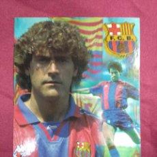Coleccionismo deportivo: TARJETA POSTAL. LLUIS CARRERAS JUGADOR DEL FUTBOL CLUB BARCELONA. Lote 159802122