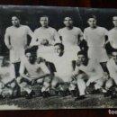 Coleccionismo deportivo: FOTO POSTAL DEL REAL MADRID, 1960-61 ( FOTO ALVARO), SIN CIRCULAR. Lote 161202098