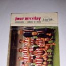 Coleccionismo deportivo: COLECCION COMPLETA DE 14 POSTALES ATHLETIC DE BILBAO TEMPORADA 1972 - 73. Lote 161205590