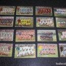 Coleccionismo deportivo: COLECCIÓN 16 POSTALES TARJEFHER AÑOS 60 (VER RELACIÓN). Lote 161228950