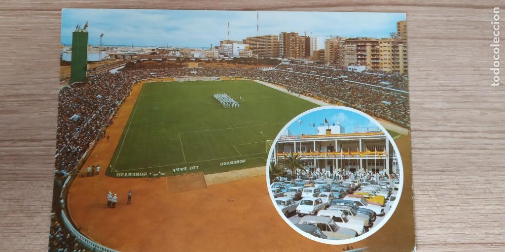 CADIZ Nº 185 ESTADIO RAMON DE CARRANZA ED SICILIA SIN CIRCULAR (Coleccionismo Deportivo - Postales de Deportes - Fútbol)