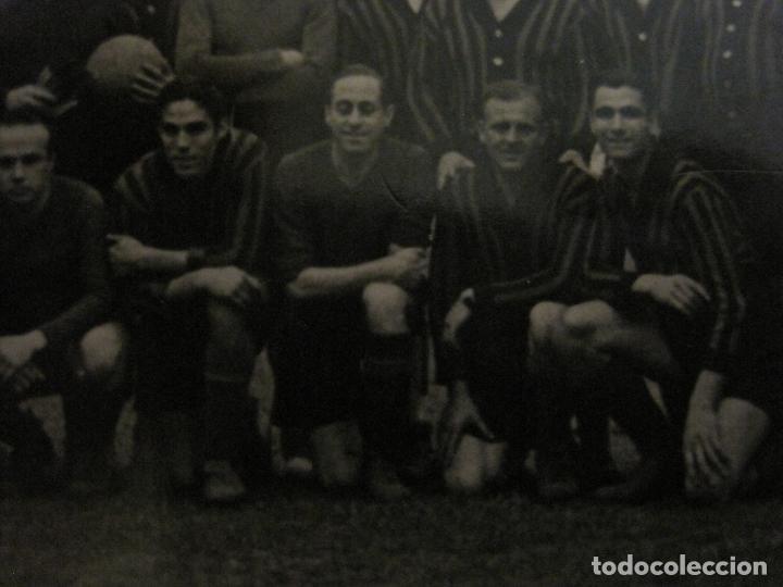 Coleccionismo deportivo: FC BARCELONA-PLANTILLA 1939-PAULINO ALCANTARA-POSTAL FOTOGRAFICA R.CLARET-VER FOTOS-(V-16.677) - Foto 7 - 161690854