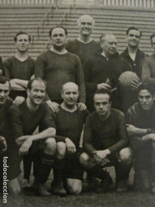 Coleccionismo deportivo: FC BARCELONA-PLANTILLA 1939-PAULINO ALCANTARA-POSTAL FOTOGRAFICA R.CLARET-VER FOTOS-(V-16.677) - Foto 8 - 161690854