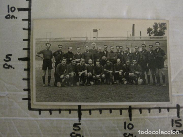 Coleccionismo deportivo: FC BARCELONA-PLANTILLA 1939-PAULINO ALCANTARA-POSTAL FOTOGRAFICA R.CLARET-VER FOTOS-(V-16.677) - Foto 12 - 161690854