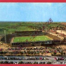 Coleccionismo deportivo: GRAN POSTAL CAMPO FUTBOL ESTADIO DEL ZARAGOZA , LA ROMAREDA , JOSAN , ORIGINAL. Lote 162492730