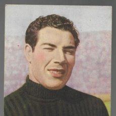 Coleccionismo deportivo: POSTAL DE VELASCO, CLUB FUTBOL BARCELONA, BODAS DE ORO 1899 - 1949, BARÇA CAMPEON LIGA. . Lote 162667618