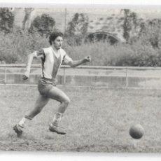 Coleccionismo deportivo: REAL CLUB DEPORTIVO ESPAÑOL / ESPANYOL - FOTO J. GUERRERO - 9 X 14 CM. Lote 162739818