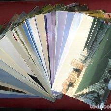 Coleccionismo deportivo: LOTE COLECCION 98 POSTALES , CAMPOS ESTADIOS DE FUTBOL , EDICIONES MODERNAS , ORIGINALES. Lote 163828818