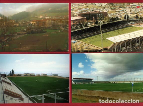 Coleccionismo deportivo: LOTE COLECCION 98 POSTALES , CAMPOS ESTADIOS DE FUTBOL , EDICIONES MODERNAS , ORIGINALES - Foto 10 - 163828818