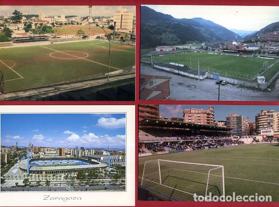 Coleccionismo deportivo: LOTE COLECCION 98 POSTALES , CAMPOS ESTADIOS DE FUTBOL , EDICIONES MODERNAS , ORIGINALES - Foto 13 - 163828818
