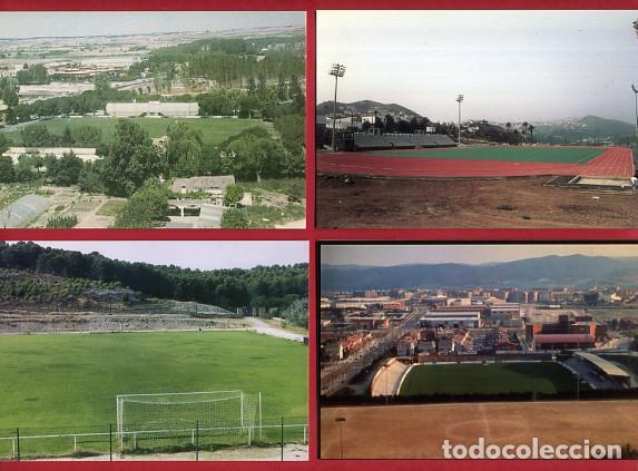 Coleccionismo deportivo: LOTE COLECCION 98 POSTALES , CAMPOS ESTADIOS DE FUTBOL , EDICIONES MODERNAS , ORIGINALES - Foto 14 - 163828818