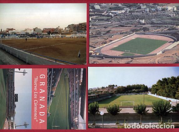 Coleccionismo deportivo: LOTE COLECCION 98 POSTALES , CAMPOS ESTADIOS DE FUTBOL , EDICIONES MODERNAS , ORIGINALES - Foto 15 - 163828818