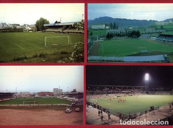 Coleccionismo deportivo: LOTE COLECCION 98 POSTALES , CAMPOS ESTADIOS DE FUTBOL , EDICIONES MODERNAS , ORIGINALES - Foto 19 - 163828818