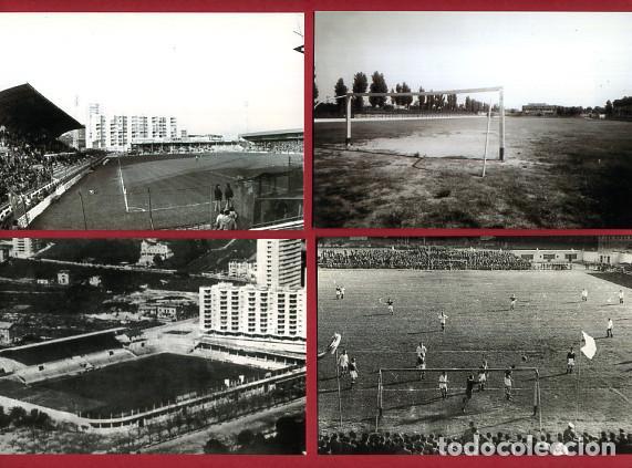 Coleccionismo deportivo: LOTE COLECCION 98 POSTALES , CAMPOS ESTADIOS DE FUTBOL , EDICIONES MODERNAS , ORIGINALES - Foto 25 - 163828818