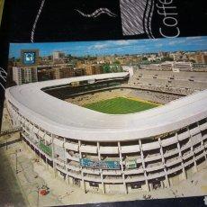 Coleccionismo deportivo: POSTAL SANTIAGO BERNABEU REAL MADRID ESTADIO NÚMERO 128. Lote 165117842