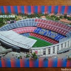 Coleccionismo deportivo: POSTAL ESTADI CAMP NOU ESTADIO FC BARCELONA STADIUM. Lote 165844172