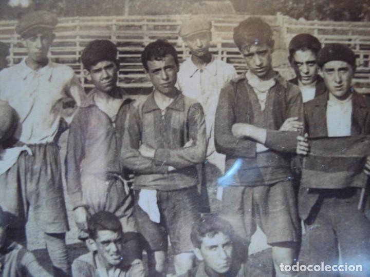 Coleccionismo deportivo: (F-190600)POSTAL FOTOGRAFICA ENMARCADA DEL F.C.BARCELONA FOOT-BALL AÑO 1918 - CATEGORIAS INFERIORES - Foto 5 - 166781138