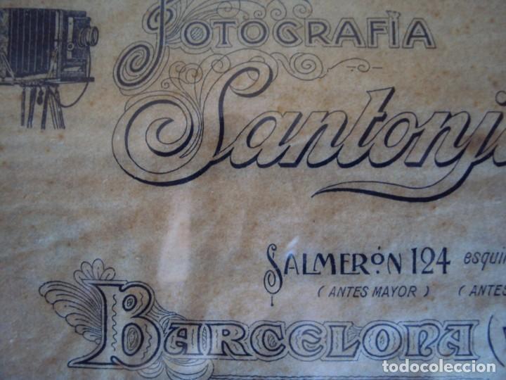 Coleccionismo deportivo: (F-190600)POSTAL FOTOGRAFICA ENMARCADA DEL F.C.BARCELONA FOOT-BALL AÑO 1918 - CATEGORIAS INFERIORES - Foto 7 - 166781138