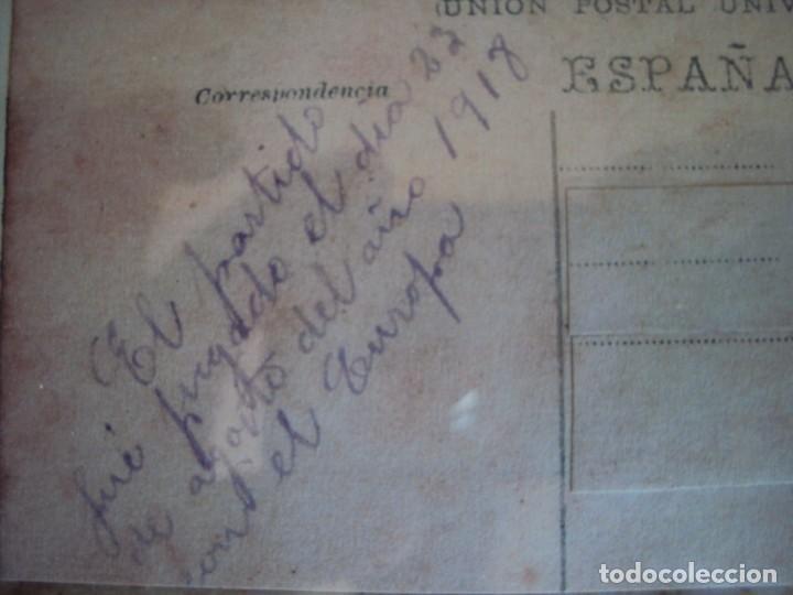Coleccionismo deportivo: (F-190600)POSTAL FOTOGRAFICA ENMARCADA DEL F.C.BARCELONA FOOT-BALL AÑO 1918 - CATEGORIAS INFERIORES - Foto 8 - 166781138