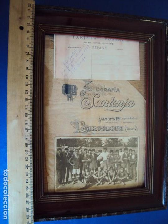 Coleccionismo deportivo: (F-190600)POSTAL FOTOGRAFICA ENMARCADA DEL F.C.BARCELONA FOOT-BALL AÑO 1918 - CATEGORIAS INFERIORES - Foto 9 - 166781138