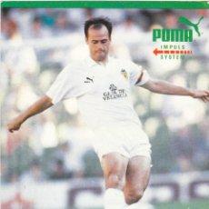 Coleccionismo deportivo: POSTAL PUMA.FERNANDO.VALENCIA CF. Lote 169872584