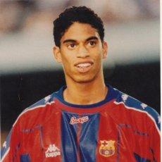 Coleccionismo deportivo: FOTOGRAFIA REIZIGER.FC BARCELONA.. Lote 169875632
