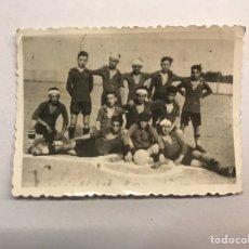 Coleccionismo deportivo: FÚTBOL. FOTOGRAFÍA ANTIGUA, VALENCIA C. F JUVENILES???? (H.1920?). Lote 170179568
